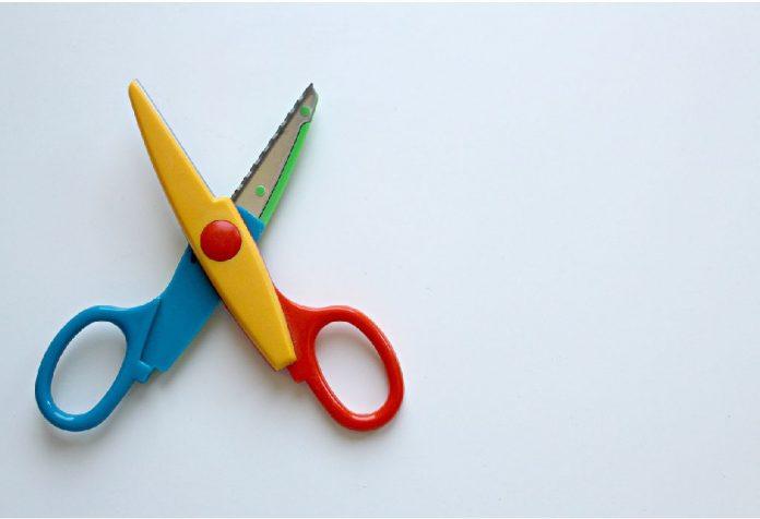 Teaching Preschoolers How to Use Scissors