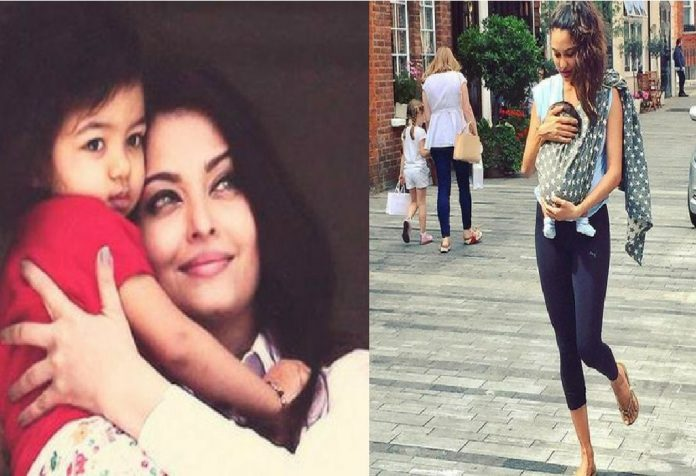 Bollywood Actresses and Breastfeeding