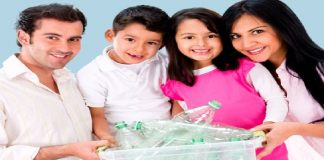 5 great ways to be an eco friendly family