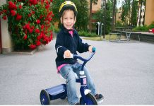 Best Ways To Teach Kids To Ride a Tricycle