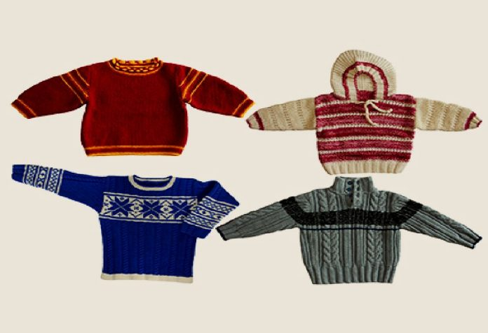 How to Knit a Sweater For Your Baby