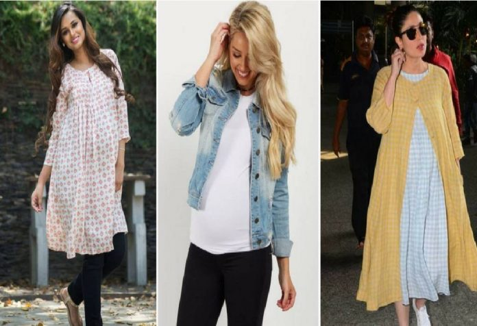 Ways to Rock Maternity Wear After Giving Birth