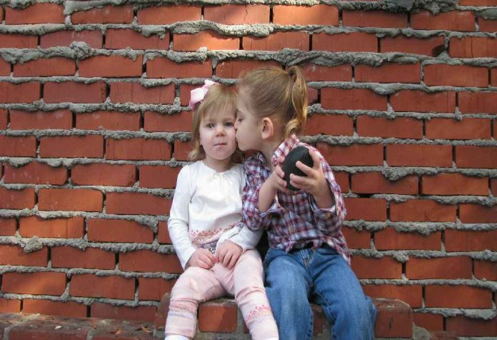 Outbursts of Affection in a 17 Months Old
