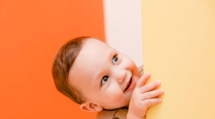 Peek-a-boo Developmental Milestones in 1 Year Old