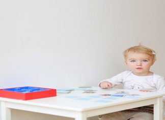Playing Memory Games With Toddlers
