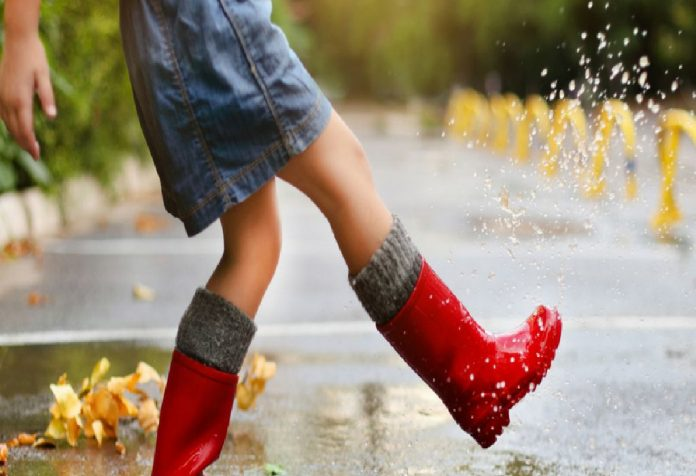 Rainy Footwear for Kids That Could Prove Lifesaving This Monsoon