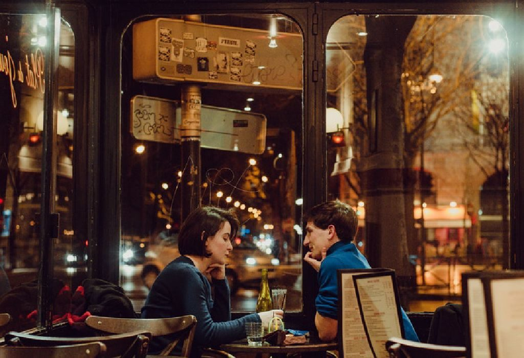Re-enact your first date