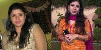Real Mom Sanya Singh Lost 28 Kgs Post-Pregnancy