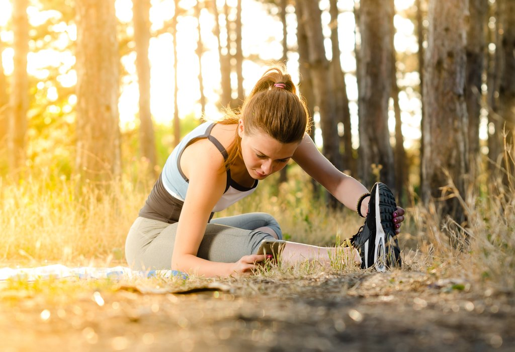 Take sufficient breaks between exercise sets