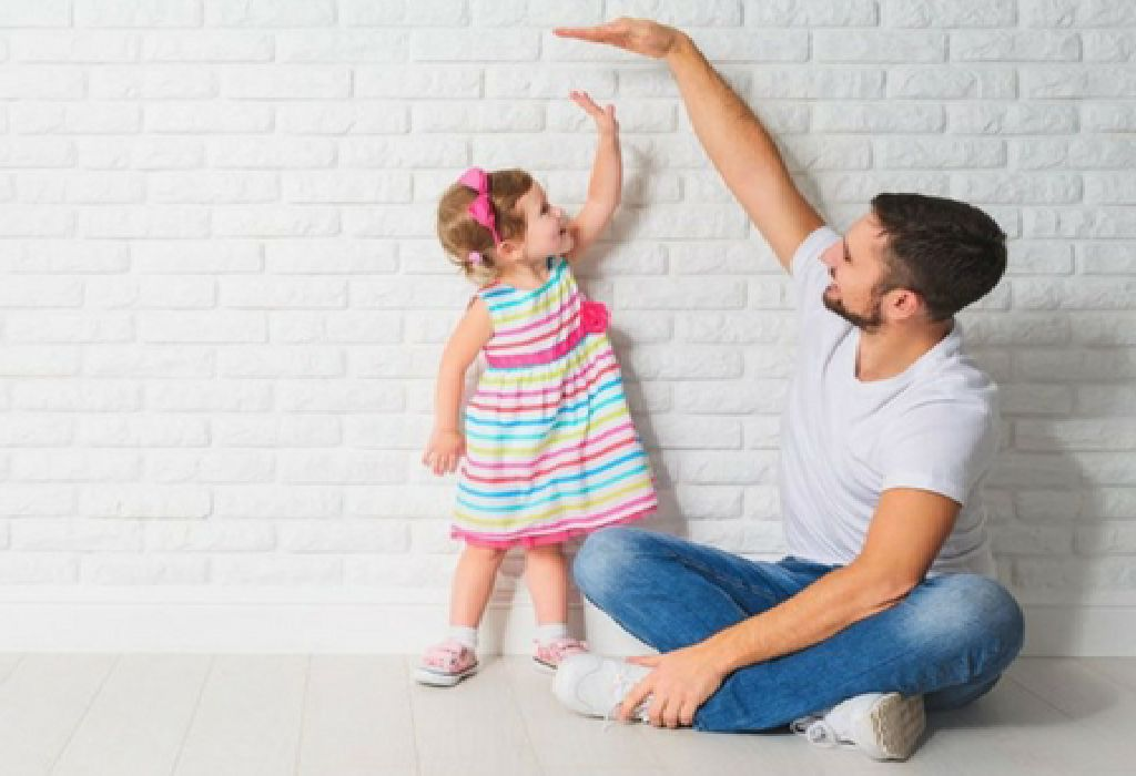 Teaching Big and Small Things to Kids