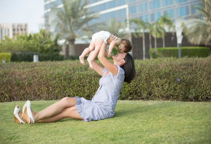 Teaching Depth Perception to Your Baby