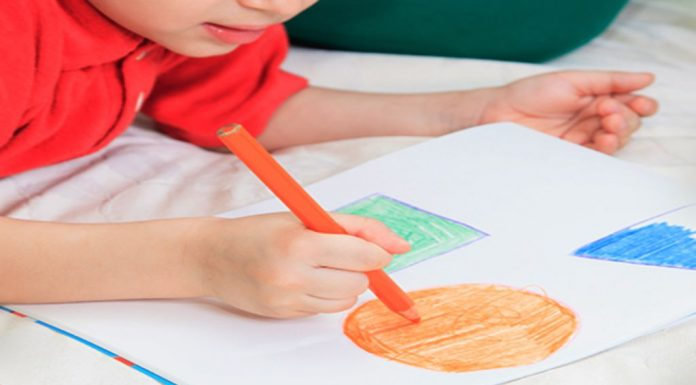 Teaching Toddlers to Draw a Circle