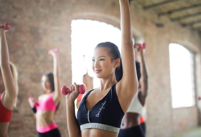 The 30 Day Fitness Challenge