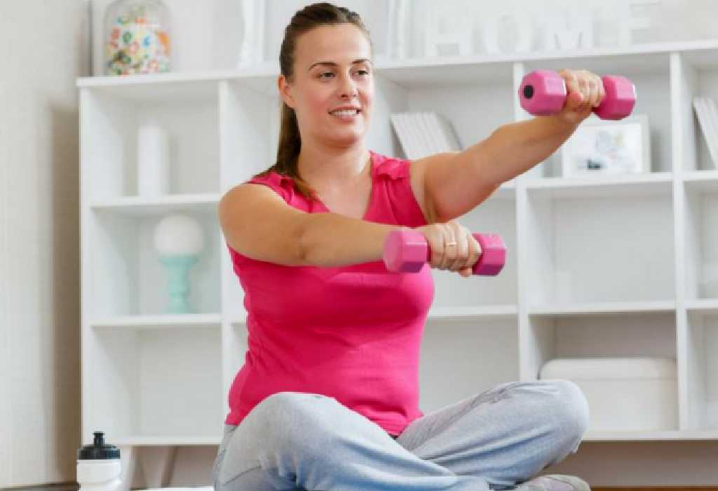 20-Minute Workout Plan for Working Moms