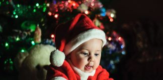 Tips to Click Christmas Portraits of Babies