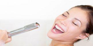 bathroom singers sing your health woes away