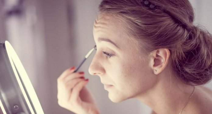 beware is your make up making you look older