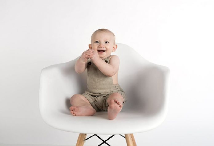 chair climbing in a 21 months old