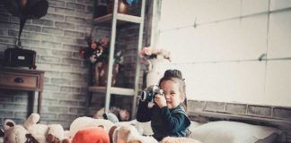 clicking picture perfect snaps with your baby