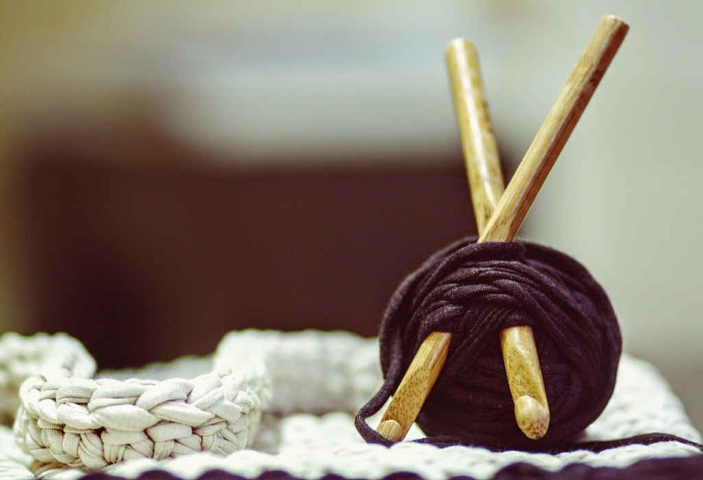Go for yarn sales: