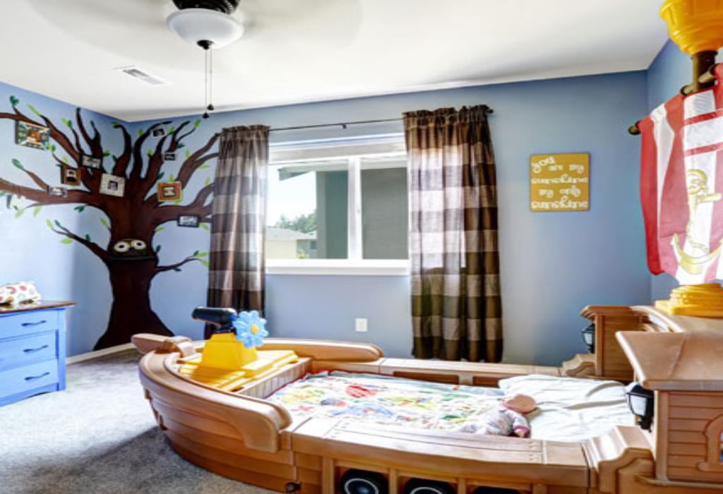 Colour Schemes For Kids Rooms