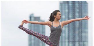 Hot Yoga exercise