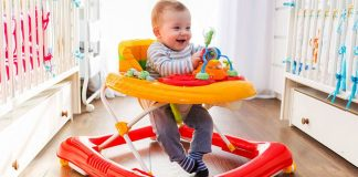 Exersaucers and your Baby - Good or Bad?