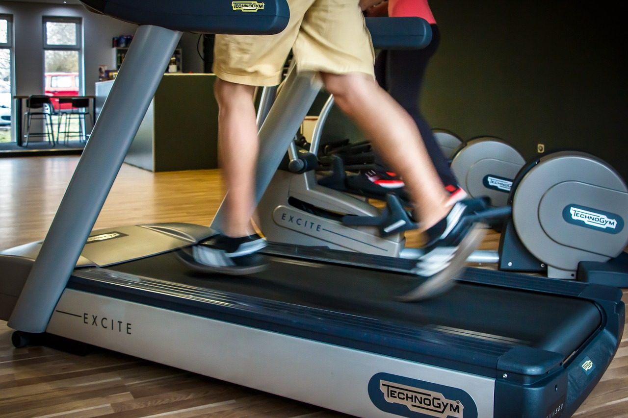 Using a treadmill without knowing how