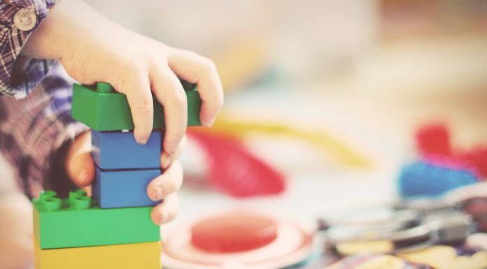 Increasing structured play in your toddler