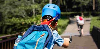 outdoor safety for toddlers