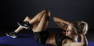 How to Do Crunches the Right Way