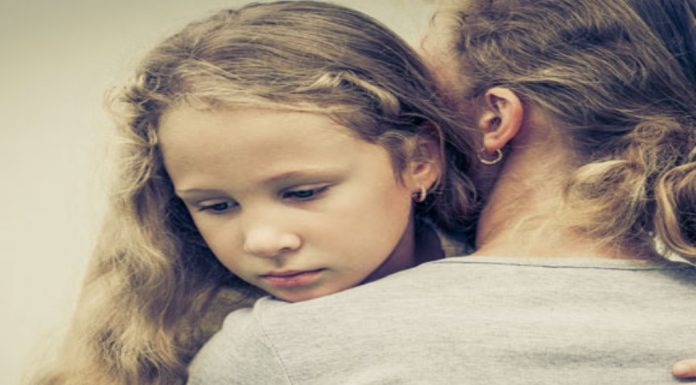 Talking to your Kids About Domestic Violence