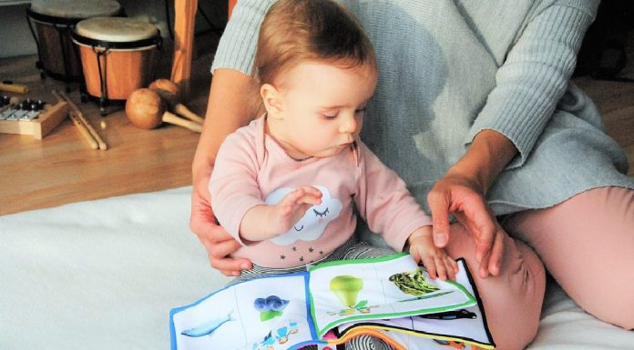 toddlers and improving picture recognition