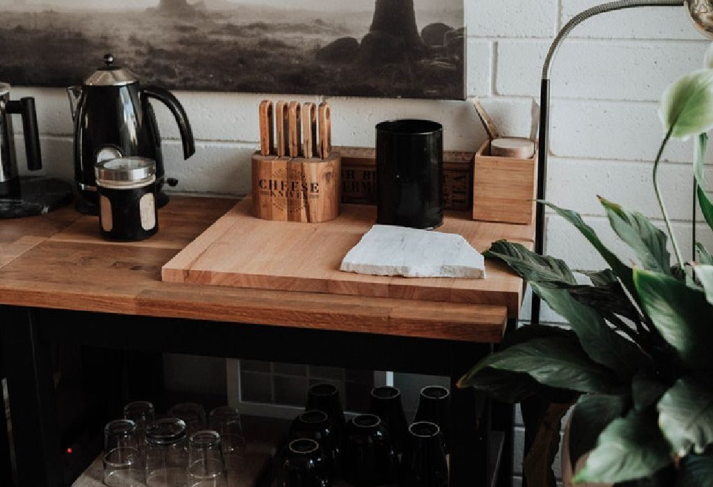 tips for organising your kitchen