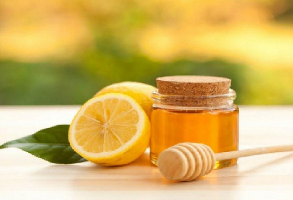 Lemon and Honey Mask