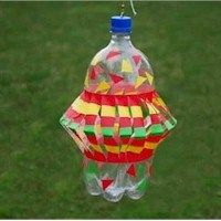 Plastic Bottle Lantern
