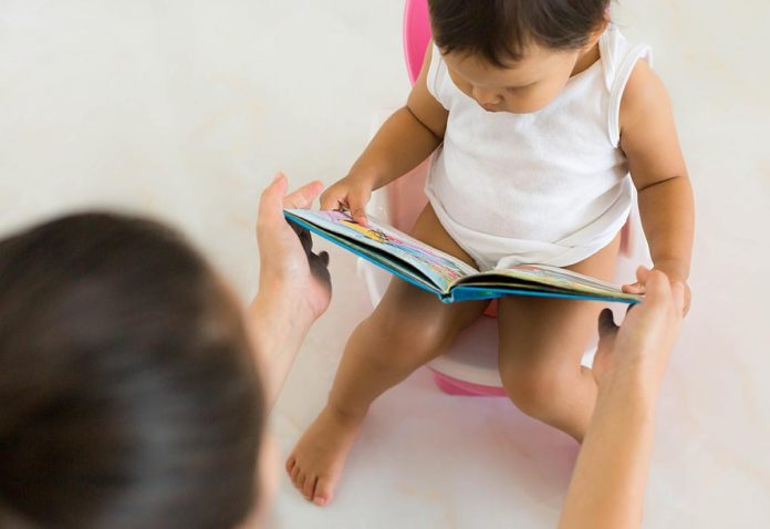 Potty Training Games for Toddlers