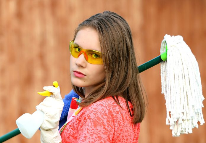 Mixing Home Cleaners Can Be Disastrous!
