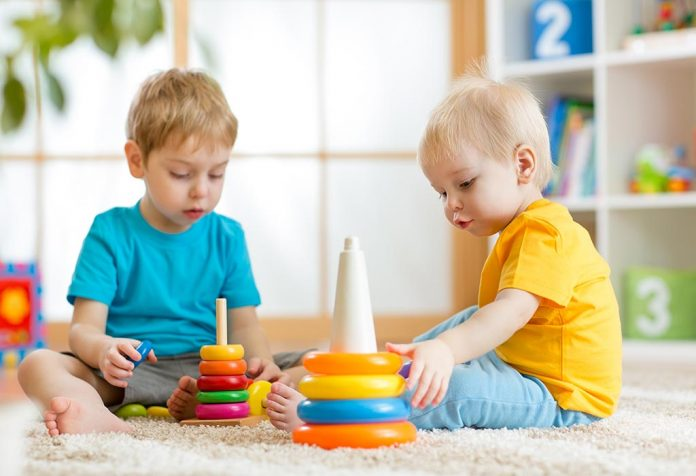 How to Arrange the Perfect Play Date For your Toddlers