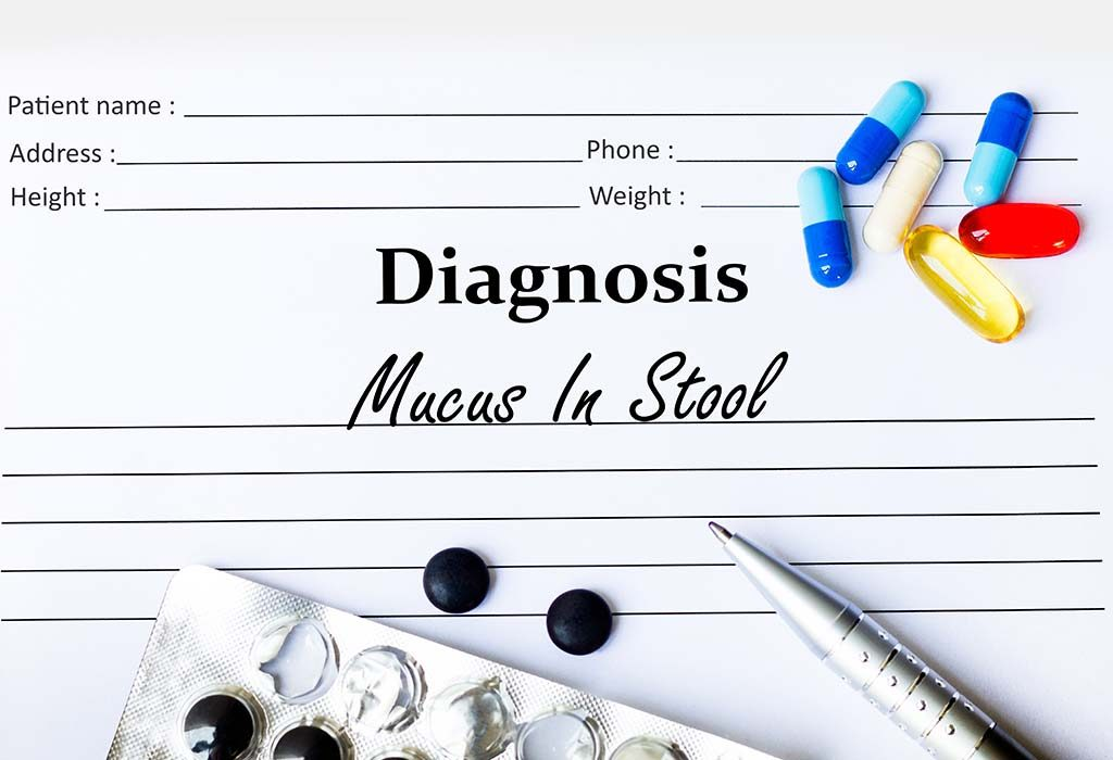 Mucus in stool diagnosis