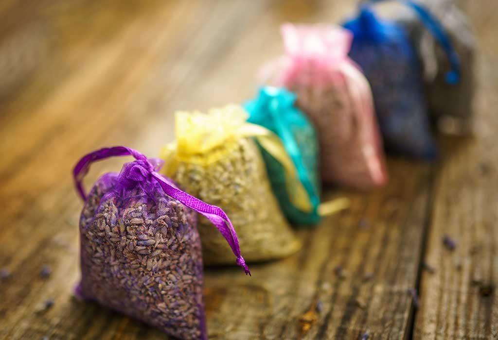 aromatherapy bags