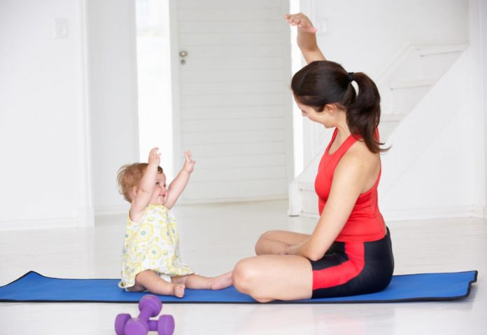 Exercising While Breastfeeding - Is It Safe?