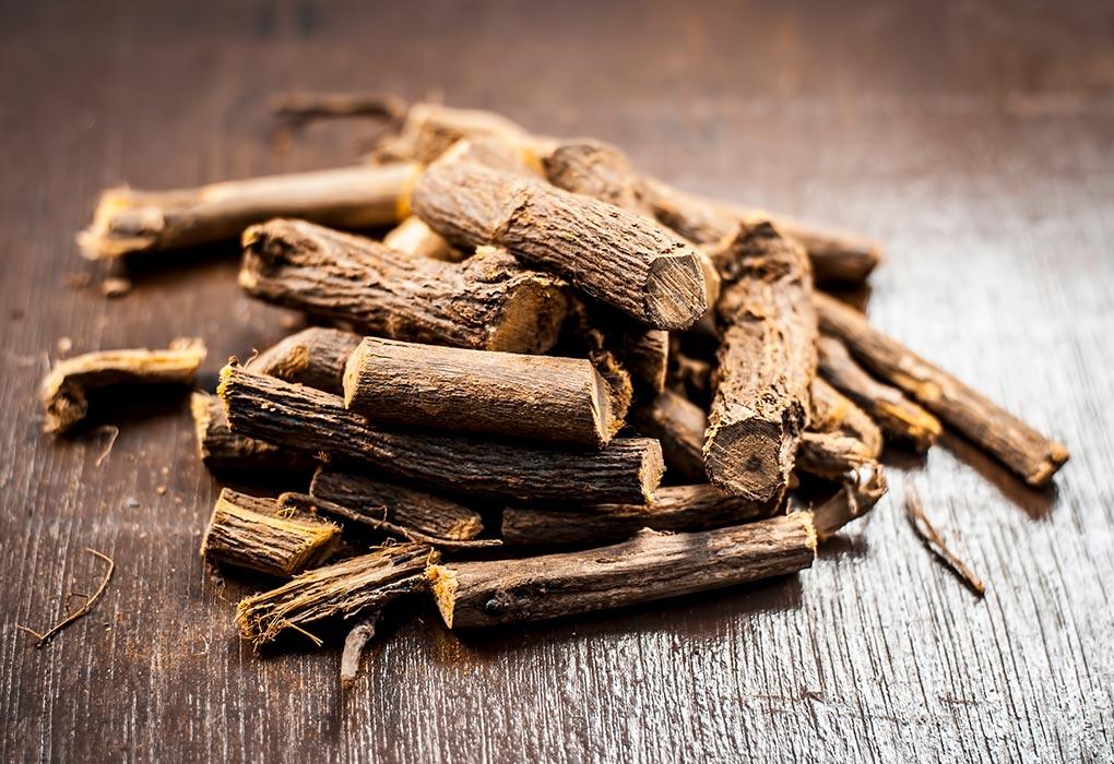 Liquorice Root or Mulethi