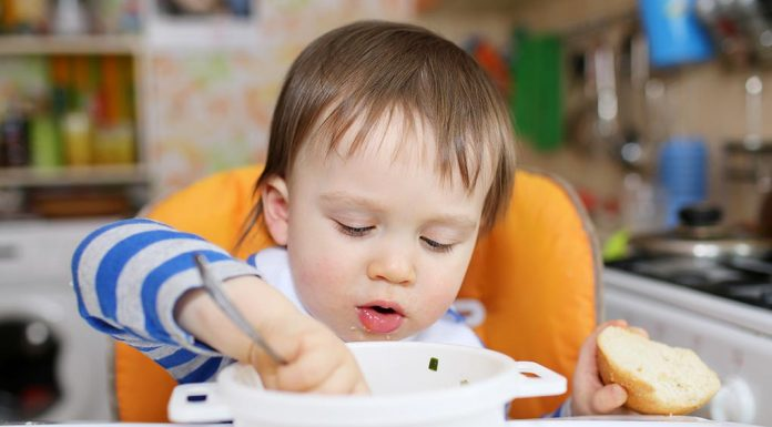 Healthy Chicken Soup Recipes for Babies and Kids