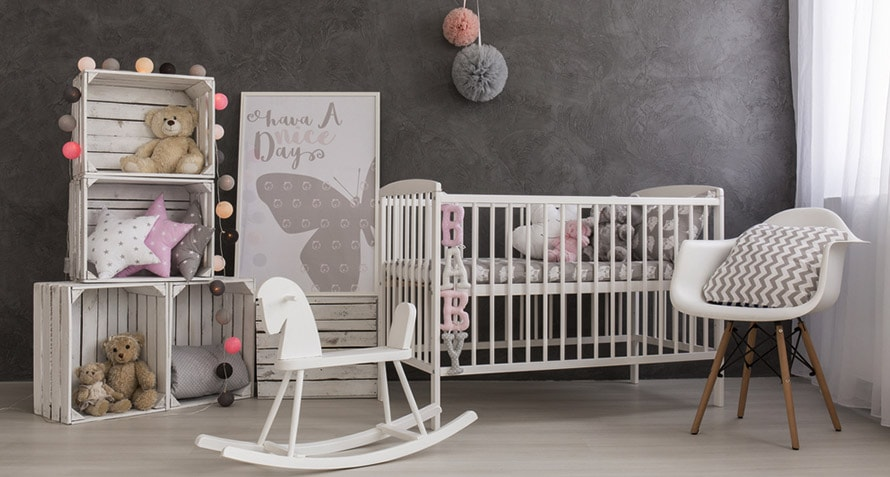14 Cute And Beautiful Baby Girl Nursery Themes