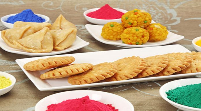 Special Holi Recipes for Kids