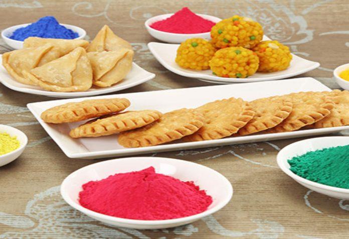 Special Holi Recipes for Kids