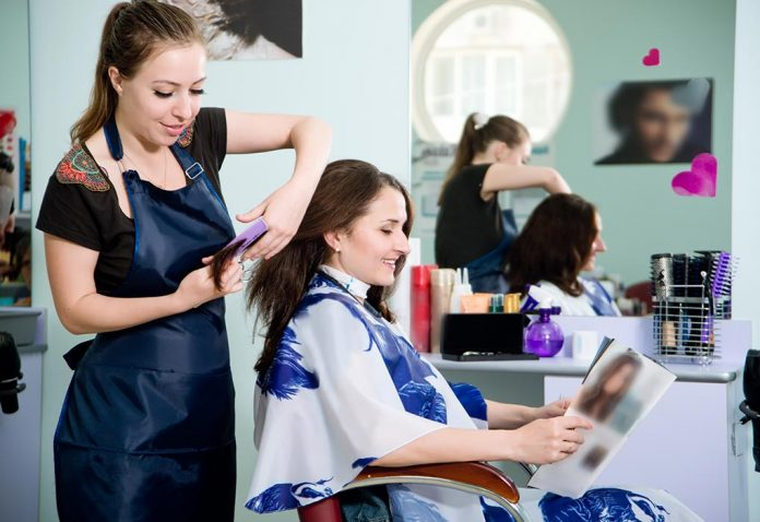 Getting a Haircut during Pregnancy - Is it Safe?