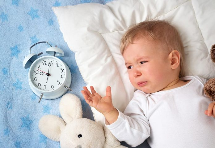 Controlled Crying - Sleep Training Method for Your Baby