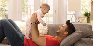 Ideas For Daddy to Bond With Baby